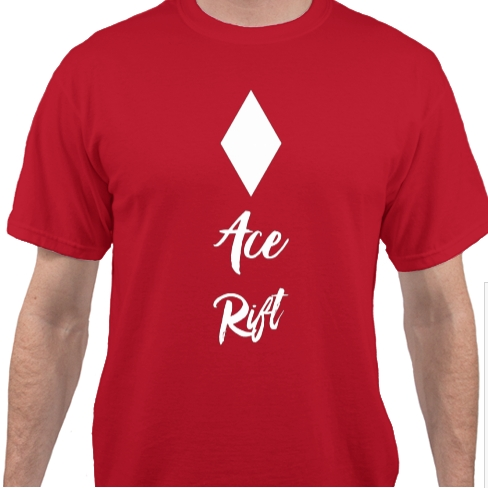Ace Rift Red T-Shirt